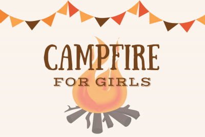 Girl Scout Way Campfire flyer