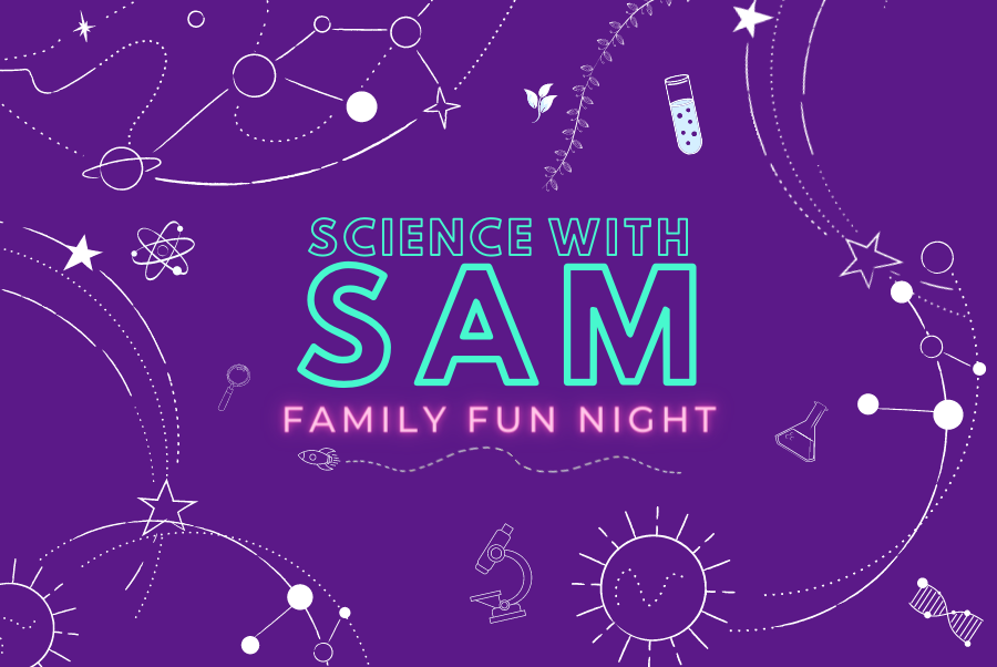 Science with sam
